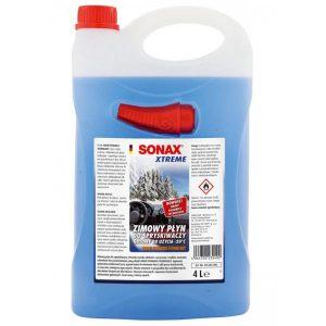 SONAX XTREME Zimowy płyn do spryskiwaczy Smart Dynamics – 20*C 4 L. – 232405